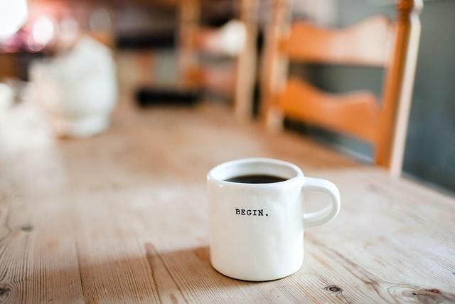 ketodieetin aloittamine kahvilla
